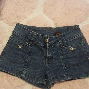 Zana Di jean shorts